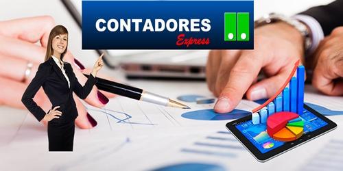 contadora, asesoria contable, tribut. y lab. cel. 951474590