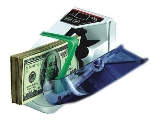 contadora billetes portatil v30 contadora manual pesos neo