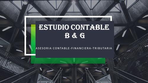contadora colegiada - ofrece servicios contables