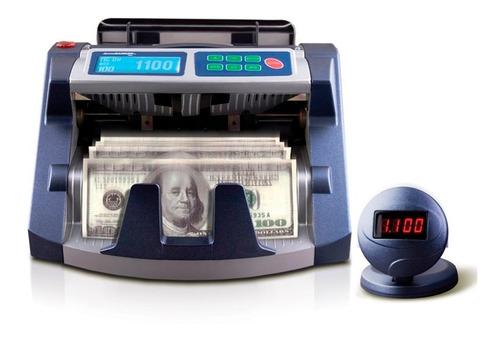 contadora de billetes accubanker ab1100uv gta 3a 1500xmin