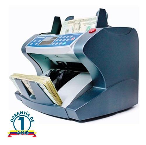 contadora de billetes accubanker ab4000uv gta 3a 1200xmin