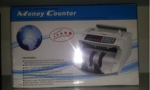 contadora de billetes, contador automatico para dinero