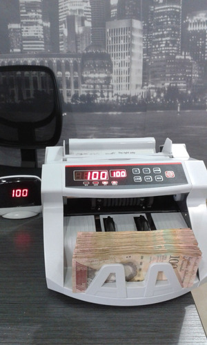 contadora de billetes rolineras