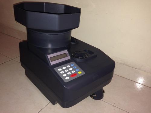 contadora de monedas rh350 cuenta 2200 monedas por minuto