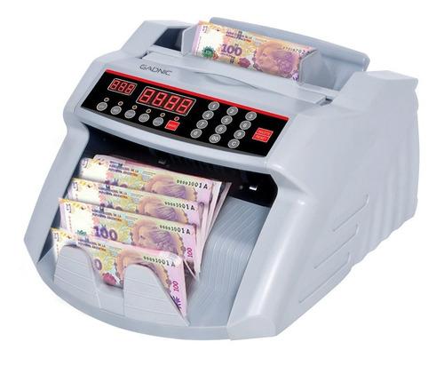 contadora dinero profesional gadnic homologada detec. falsos