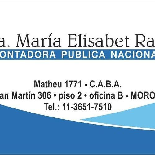 contadora pública nacional