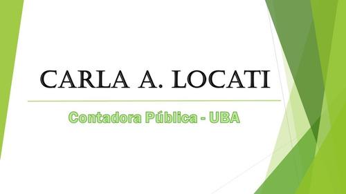 contadora pública - uba