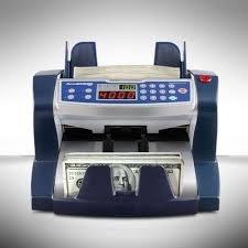 contadora y detector billetes falsos uv mg ab4000 accubanker