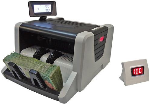 contadoras de billetes rafer bj30 pesos dolar euros