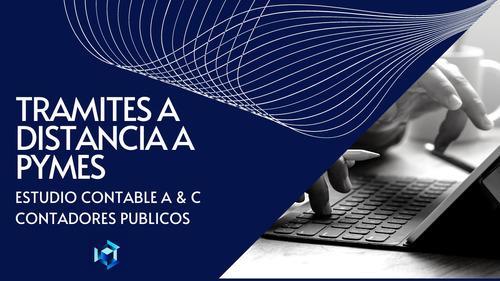 contadores publicos - estudio contable a & c