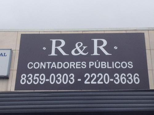 contadores públicos r & r. cubrimos todo el país.