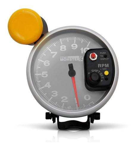 contagiros rpm monster 7 cores regulagem digital automonste