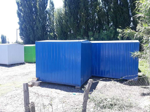 container bodega 6x2.5 linares