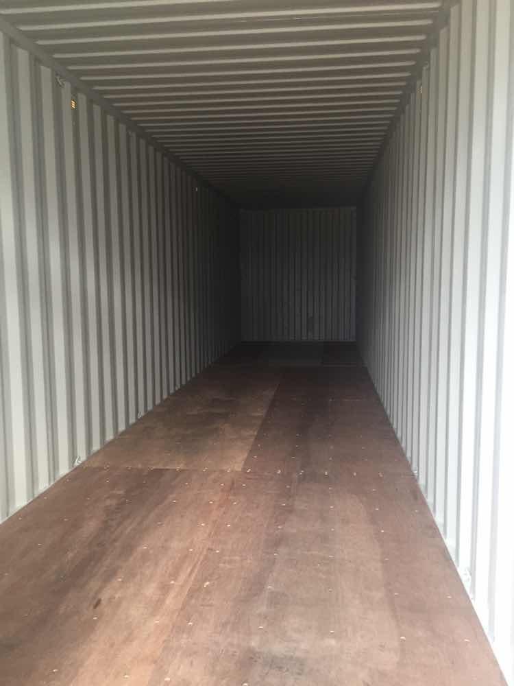 container contenedor 40 pies hc nuevo