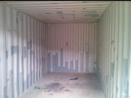 container contenedor de 20 pies.
