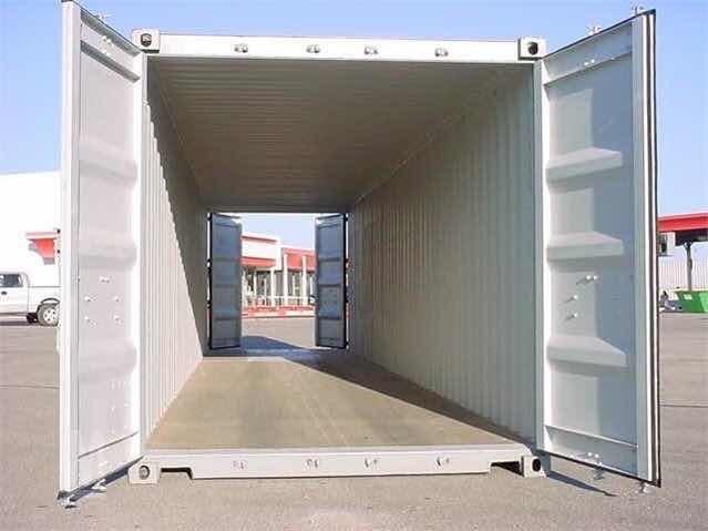 container contenedor nuevo 40 pies hc doble puerta