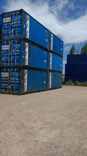 container - contenedores  20 pies usado capital federal