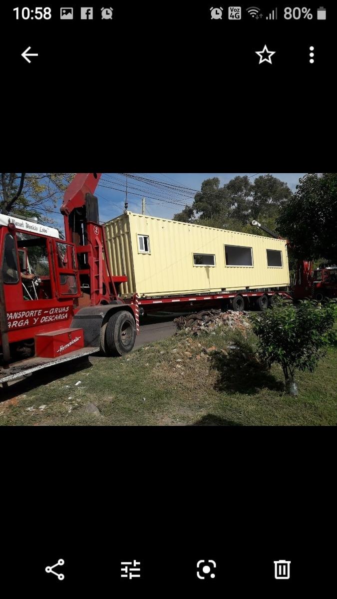 container contenedores habitables casas