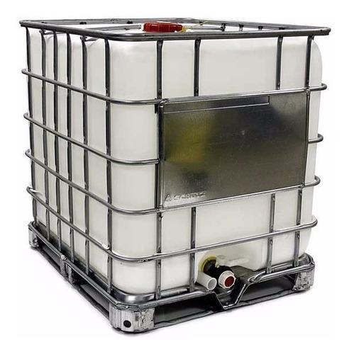Container Contentor Ibc De 1000 Litros Usados Grade De