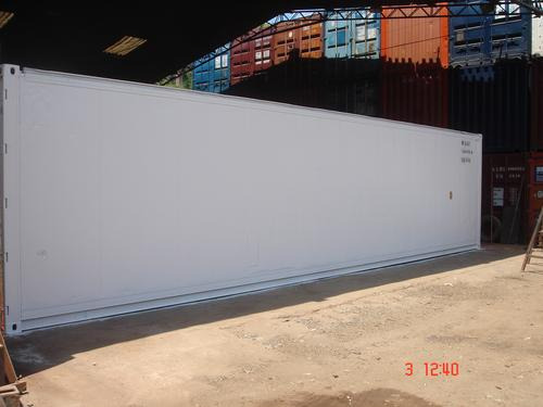 container dry / refeer / baby 20/40 pés- pague ao receber