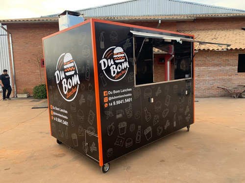 container food truck homologado