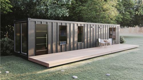 container habitacional