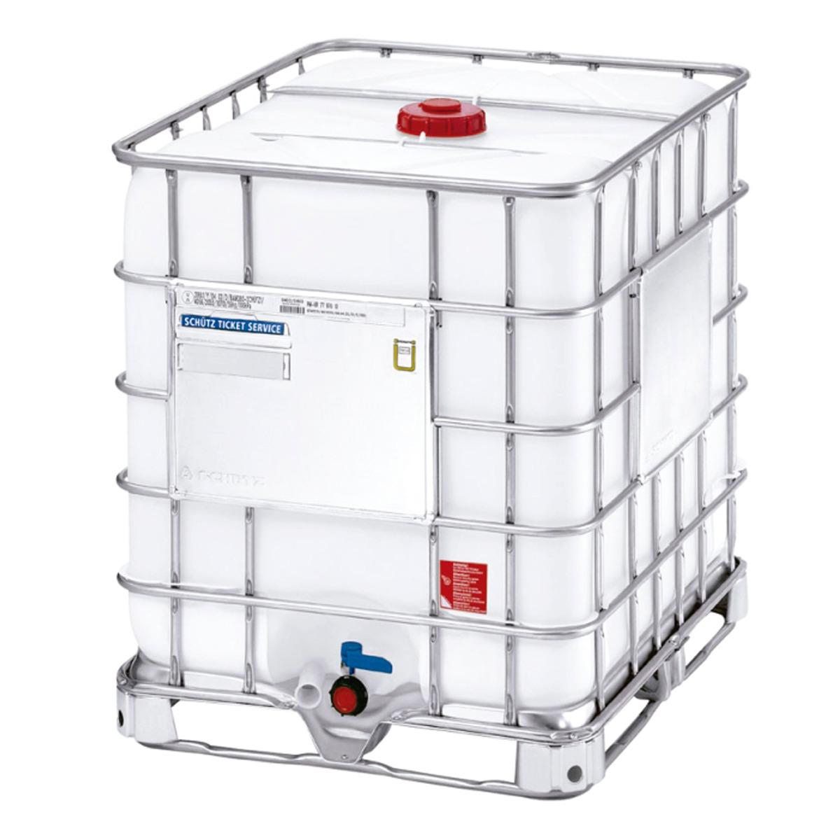 Container ibc 1000 litros polietileno palete em a o Estanque ibc 1000 litros