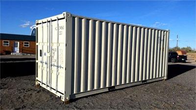 container maritimo contendor 40/20 pies mar del tuyu