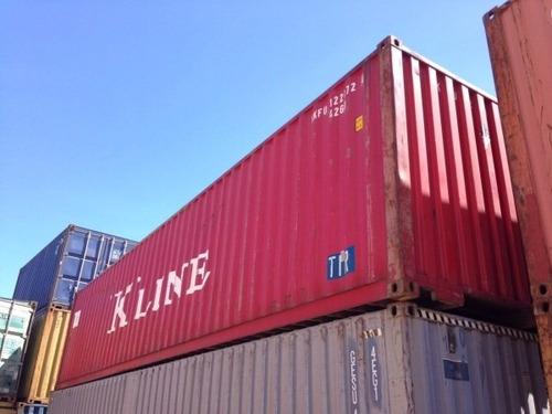 container maritimo contenedor usado 40 pies formosa