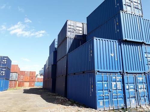 container maritimo contenedor usado 40 pies nacionalizado