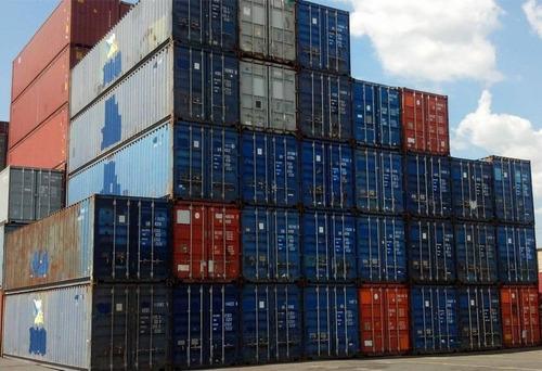 container maritimo usado 40/20 pies chascomus contendeor