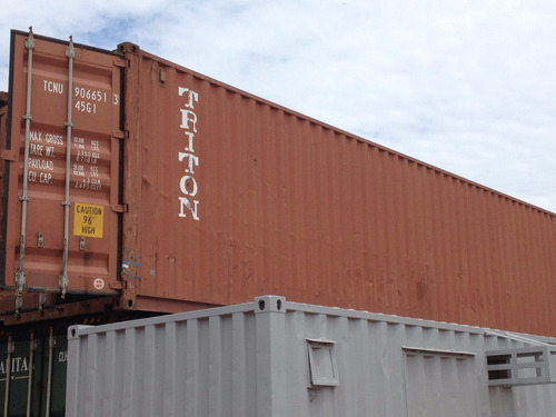 container maritimo usado 40/20 pies corrientes contendor