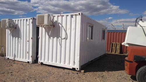 container oficina 30m2 2 contenedores 20 pies neuquen modulo