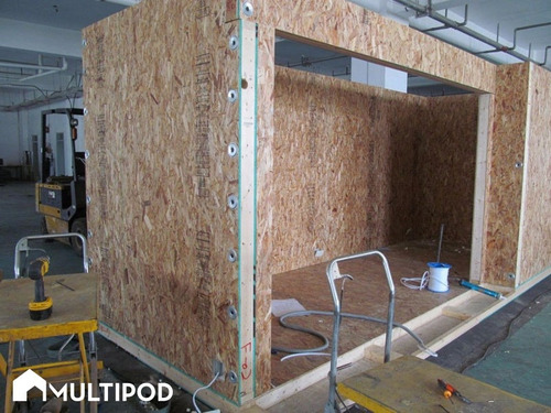 container oficinas móviles módulos habitacionales a medida