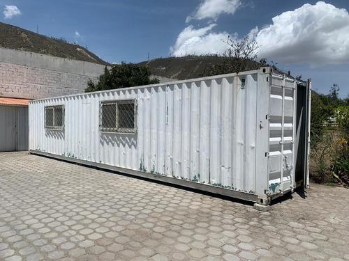 container para oficina venta de contenedores quito 40 pies