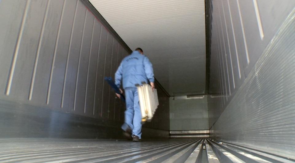 Higienização caseira da cabine do caminhão | Gastando menos de R$20