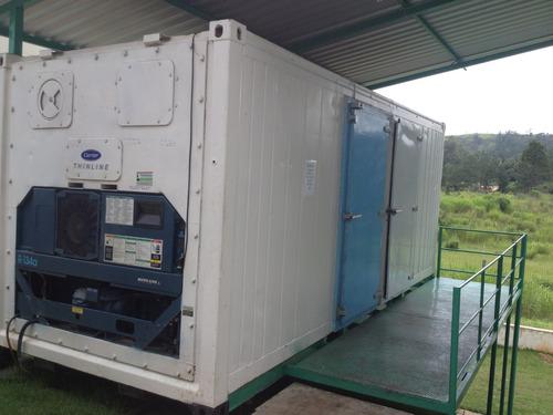 container refrigerado reefer para camara fria frigorifico 20