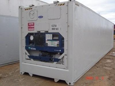 container refrigerado reefer viacontainer