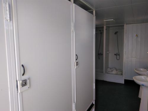 container sanitario contenedor maritimo baño