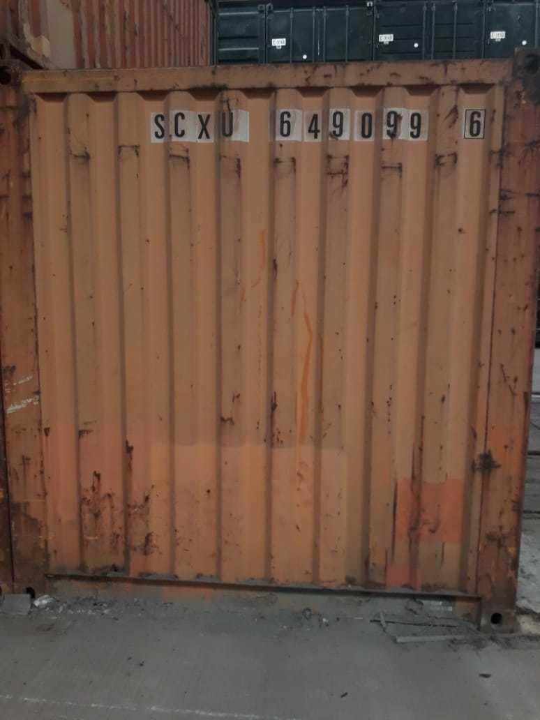container vacio en oferta envio todo el pais 20 y 40 pies 12