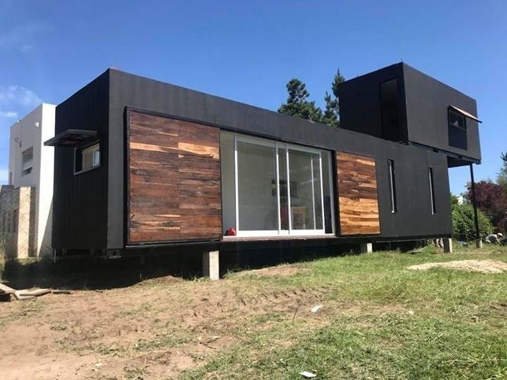 container viviendas/ oficinas quinchos. fa