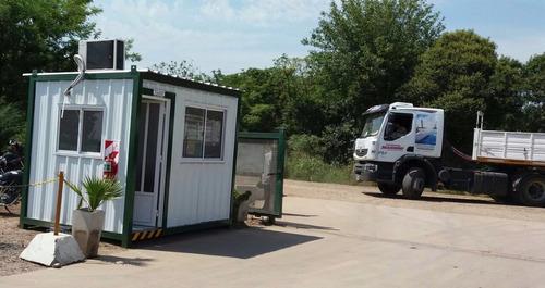 container,mòdulos habitacionales, obrador, pañol,oficina