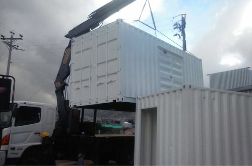 containers adaptados- campers- casetas- contenedor- expertos