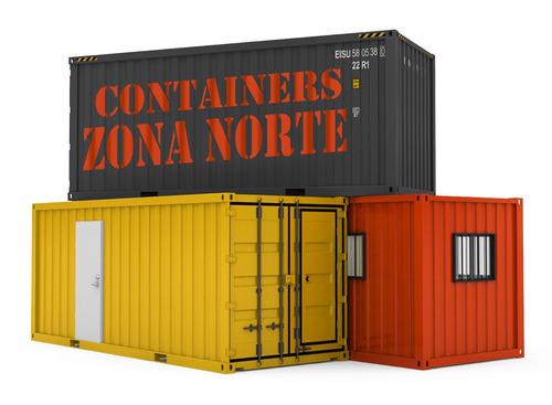 containers / contenedores para viviendas, oficinas, locales