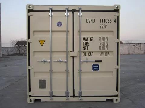 containers marítimos - contenedores usados 20