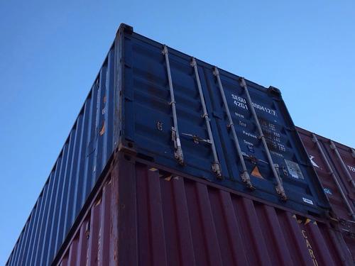 containers maritimos nacionalizados por mayor 40 hc