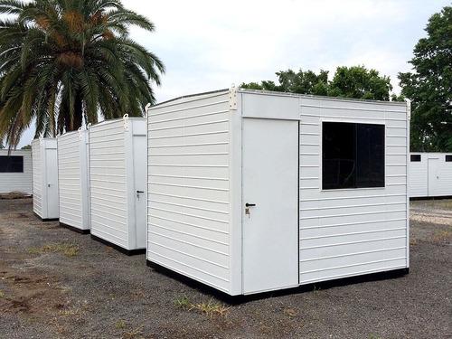 containers obradores pañoles modulos casillas rodantes