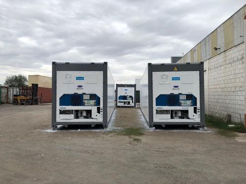 containers reefers refrigerado