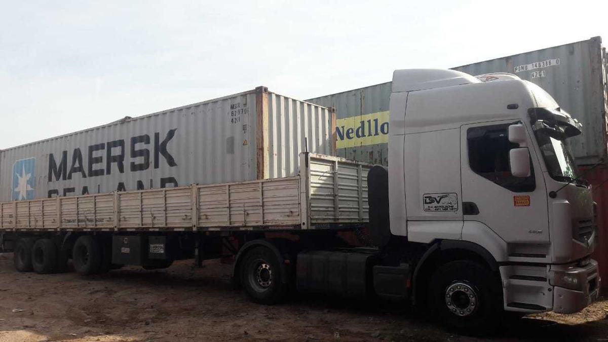 containers - vivienda