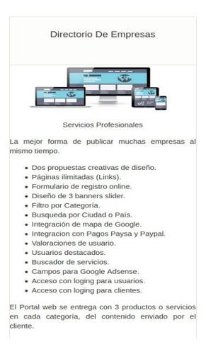 ¡contamos con el diseño web que se adapta a su presupuesto!